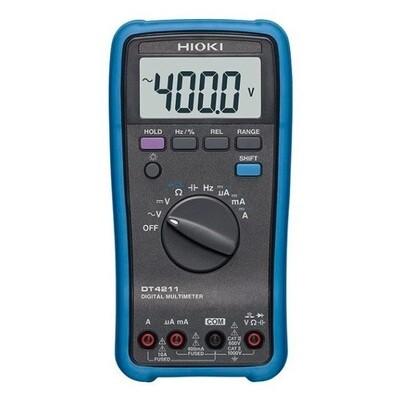 Hioki DT4211 Digital Multimeter