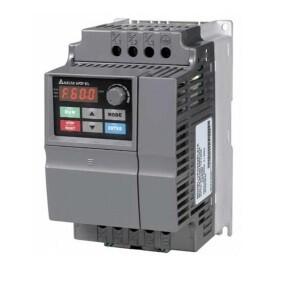 Delta VFD002EL21A | Delta VFD - Delta AC Drive 0.25 HP, Input 1ph