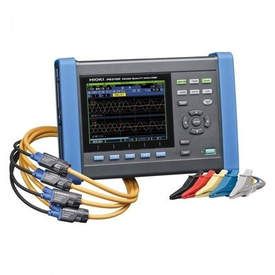 Hioki PQ3100 Power Quality Analyser