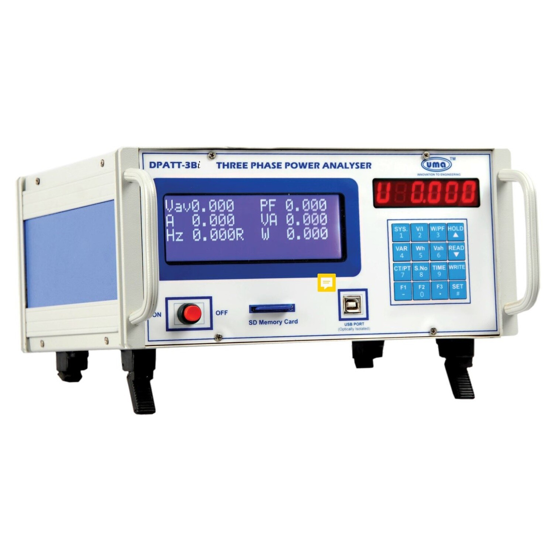 UMA DPATT-3Bi 3 Phase Power Analyser