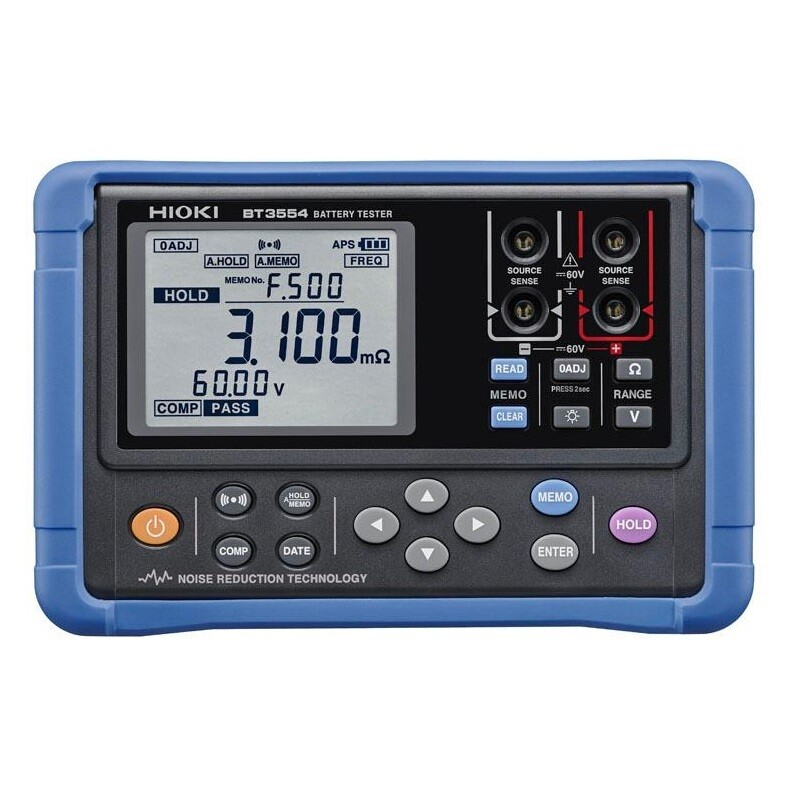 Hioki BT3554 Battery Tester for Lead Acid Batteries