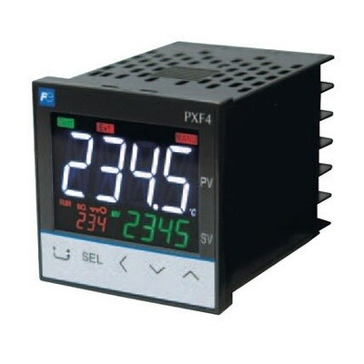 Fuji PXF4ABY2-1V100 - Temperature Controller PXF4 Relay Output
