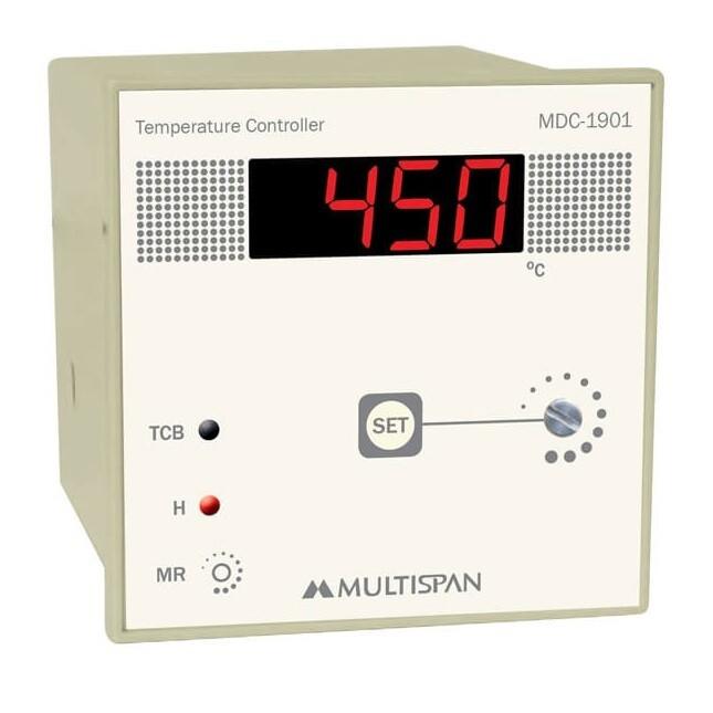 Multispan MDC-1901 Digital Temperature Controller 96 x 96 mm
