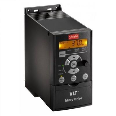 Danfoss 132F0017  - Danfoss VFD | Danfoss AC Drive 0.50 HP 3 phase