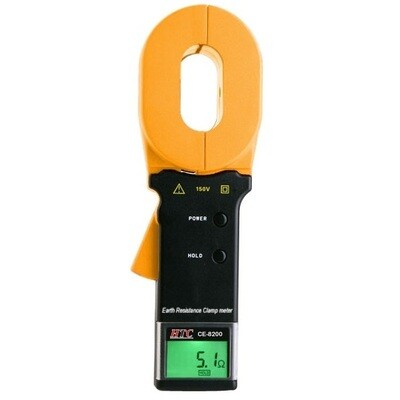 HTC CE-8200 Clamp Earth Tester