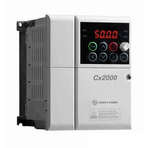 L&T Cx2000 VVVF 3 phase Drive 7.5 kW / 10 HP - LTVF-C40023BAA VFD