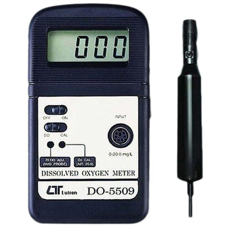 Lutron DO5509 Dissolved Oxygen Meter