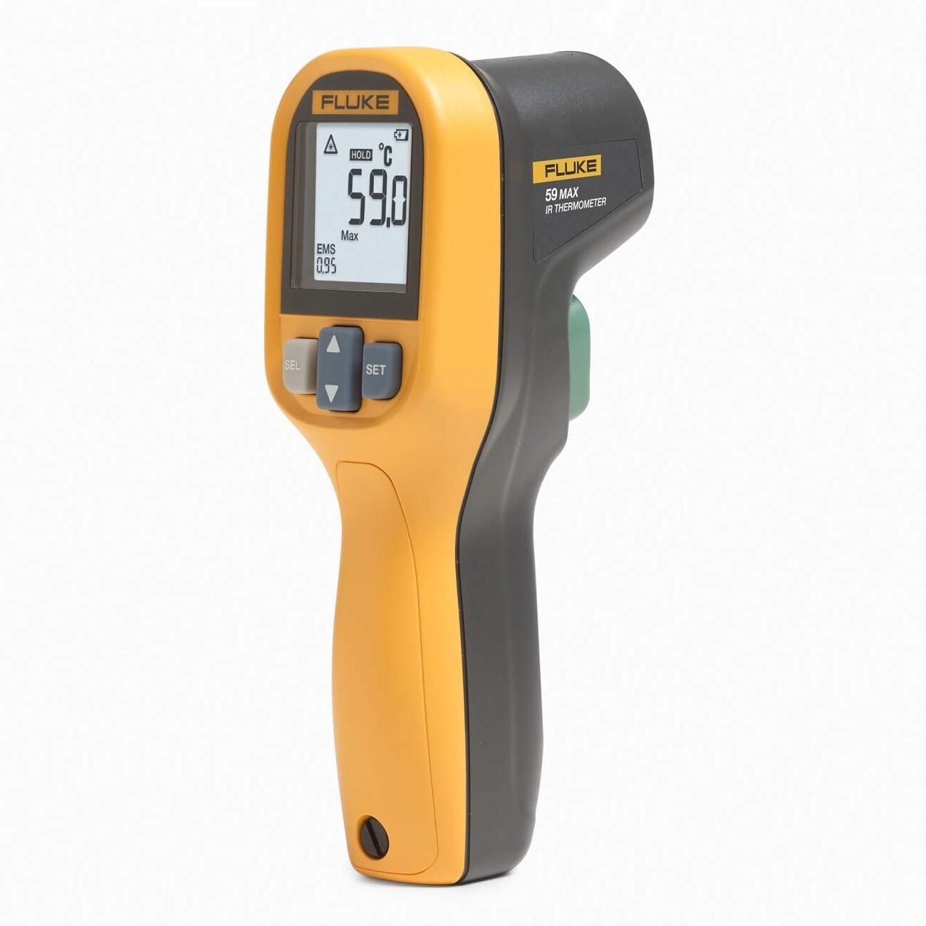 Fluke 59 MAX Infrared Thermometer -30 DegC to 350 DegC