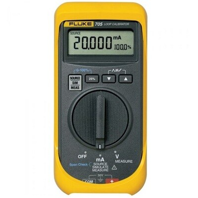 Fluke 705 - 4-20 mA Loop Calibrator