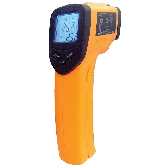 Kusam Meco IRL380 Infrared Thermometer -50 DegC ~ 380 DegC