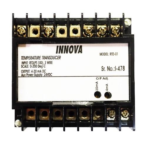 Innova - Din Rail Mounted Temperature Transmitter