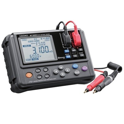 Hioki BT3554-01 Battery Tester for Lead Acid Batteries with Bluetooth connectivity