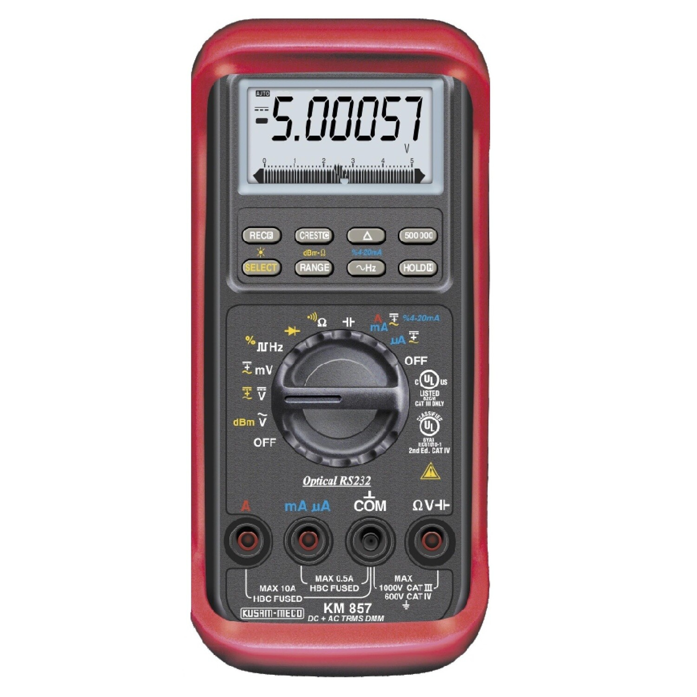 Kusam Meco KM857 Digital Multimeter