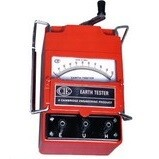 CIE 222M Earth Tester 0-100 Ohms