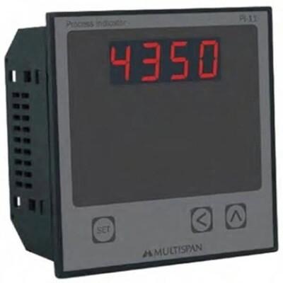 Multispan PI-11 Process Indicator 96 x 96 mm