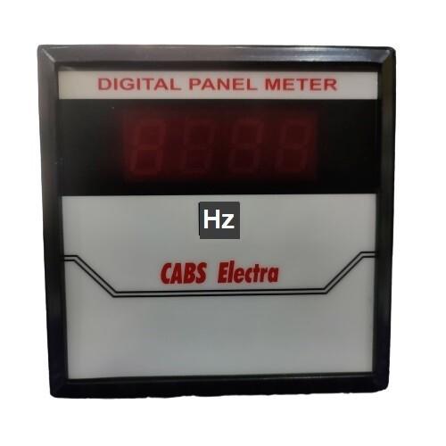 Digital Frequency Meter 999.9 Hz  - Panel Mounting type