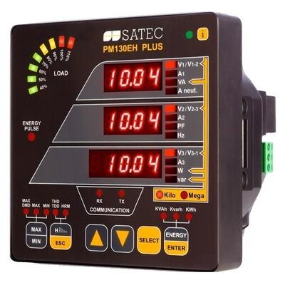Satec PM130EH Plus Multifunction Meter Class 0.5S