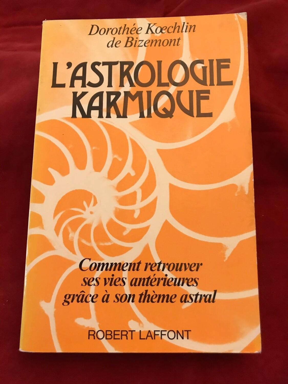 L'astrologie karmique