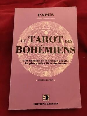 Le Tarot des Bohémiens