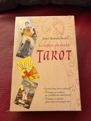 Le coffret du double Tarot