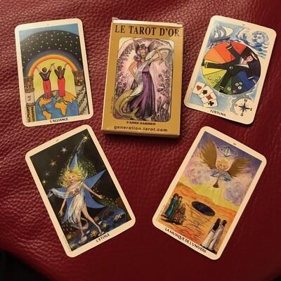 Le Tarot d'Or, la quête alchimique