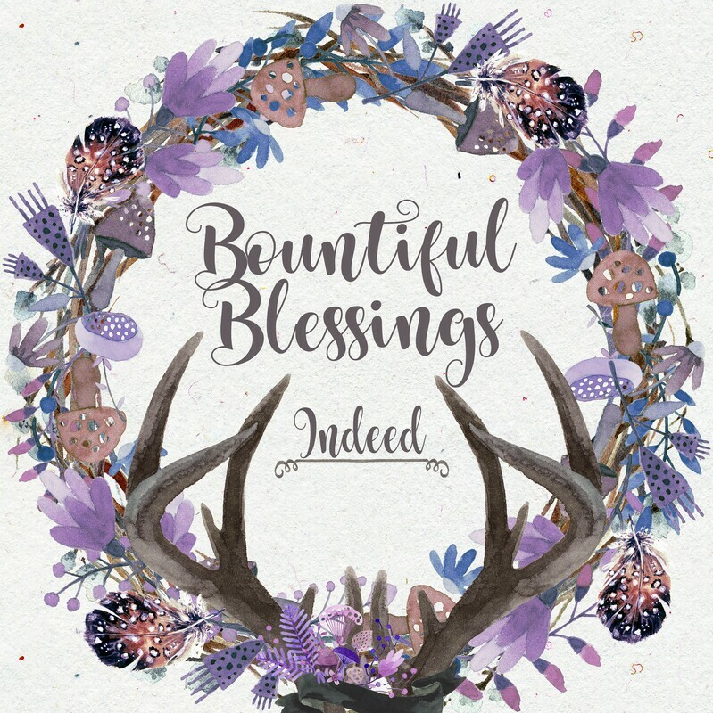 Bountiful Blessings Indeed Fall Printable