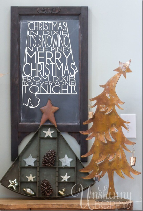 Christmas in Dixie Song Lyrics in Alabama Printable