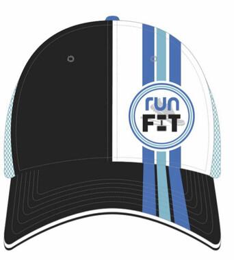 SALE! runFIT Racing Stripes Run Hat | Headsweats