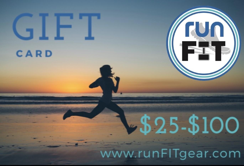 runFIT E-Gift Card