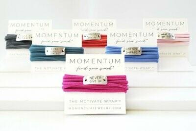 Momentum RECTANGLE Motivate Wraps