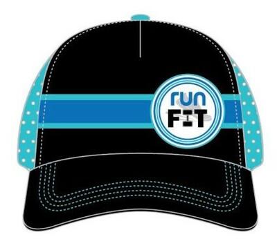 runFIT Classic Running Trucker Hat | BOCO Gear