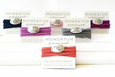 Momentum Motivate Wrap