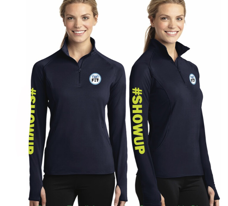 #Showup W Pullover