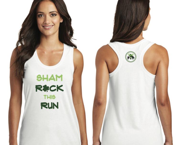 Shamrock This Run Tank