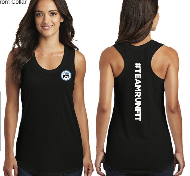 #TeamrunFIT Tank