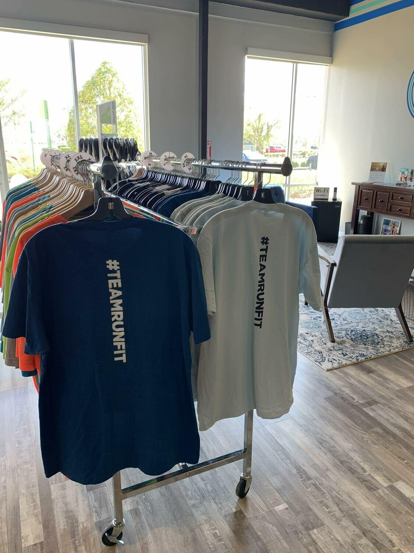 #TeamrunFIT T-Shirt