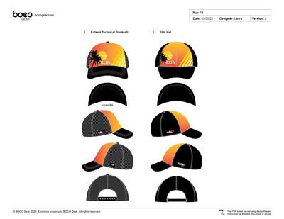 Rise & Run Trucker Hat | Pre-Sale