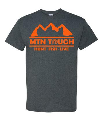 MTN Tough Hunt Fish Live T-Shirt