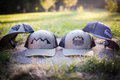 MTN Tough Snapback Trucker Hat