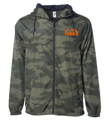 Tough Lightweight Windbreaker Jacket