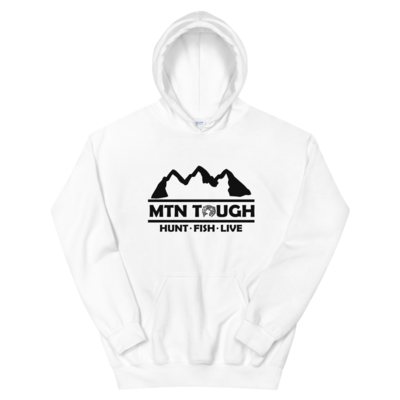 MTN Tough Hunt Fish Live Unisex Hoodie
