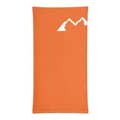 Tough Orange Neck Gaiter