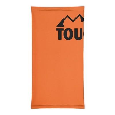 MTN Tough Orange Neck Gaiter