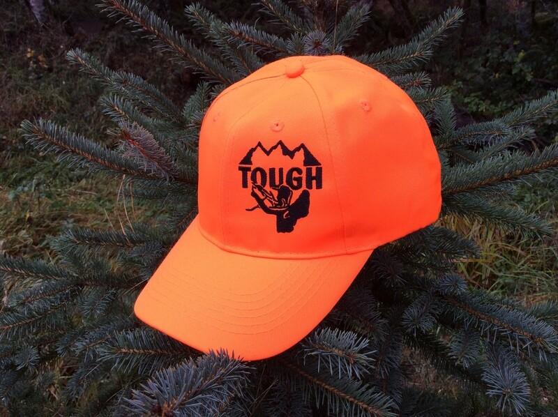 TOUGH Safety Orange Hat