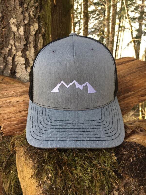 MTN Snapback Trucker Hat