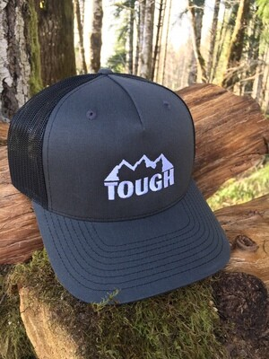 MTN TOUGH Snapback Trucker Hat