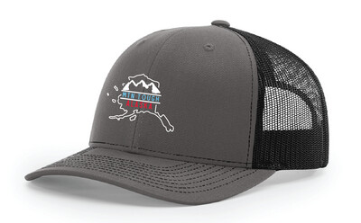 MTN Tough Alaska Snapback Trucker Hat