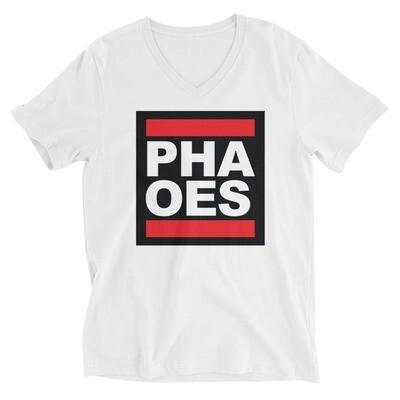 PHA OES V-Neck T-Shirt