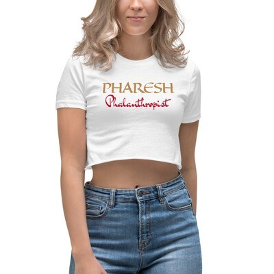 PHARESH Women's Crop Top (Multiple Colors)