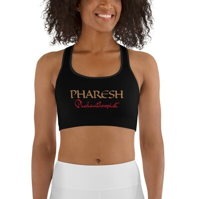 PHARESH Sports bra